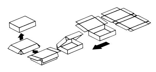 T-system Carton Flow