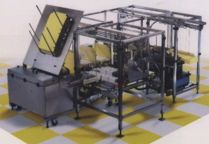 Key Features of the Wrap Around Spartan Case Packer