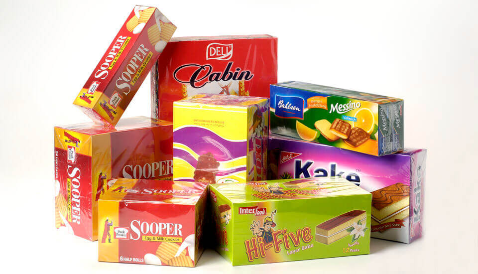 Snack food industry