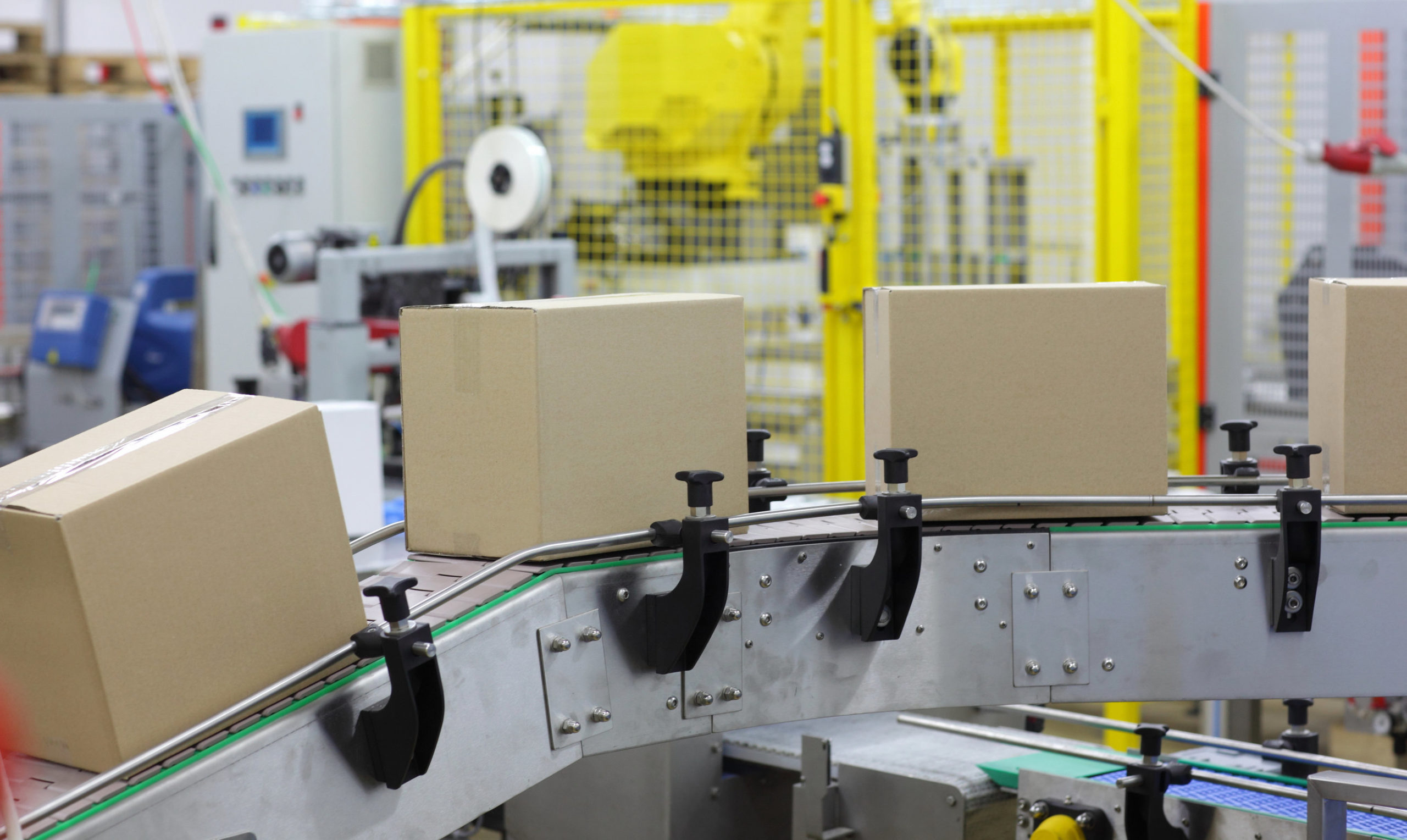 The Benefits of Continuous Motion Cartoners